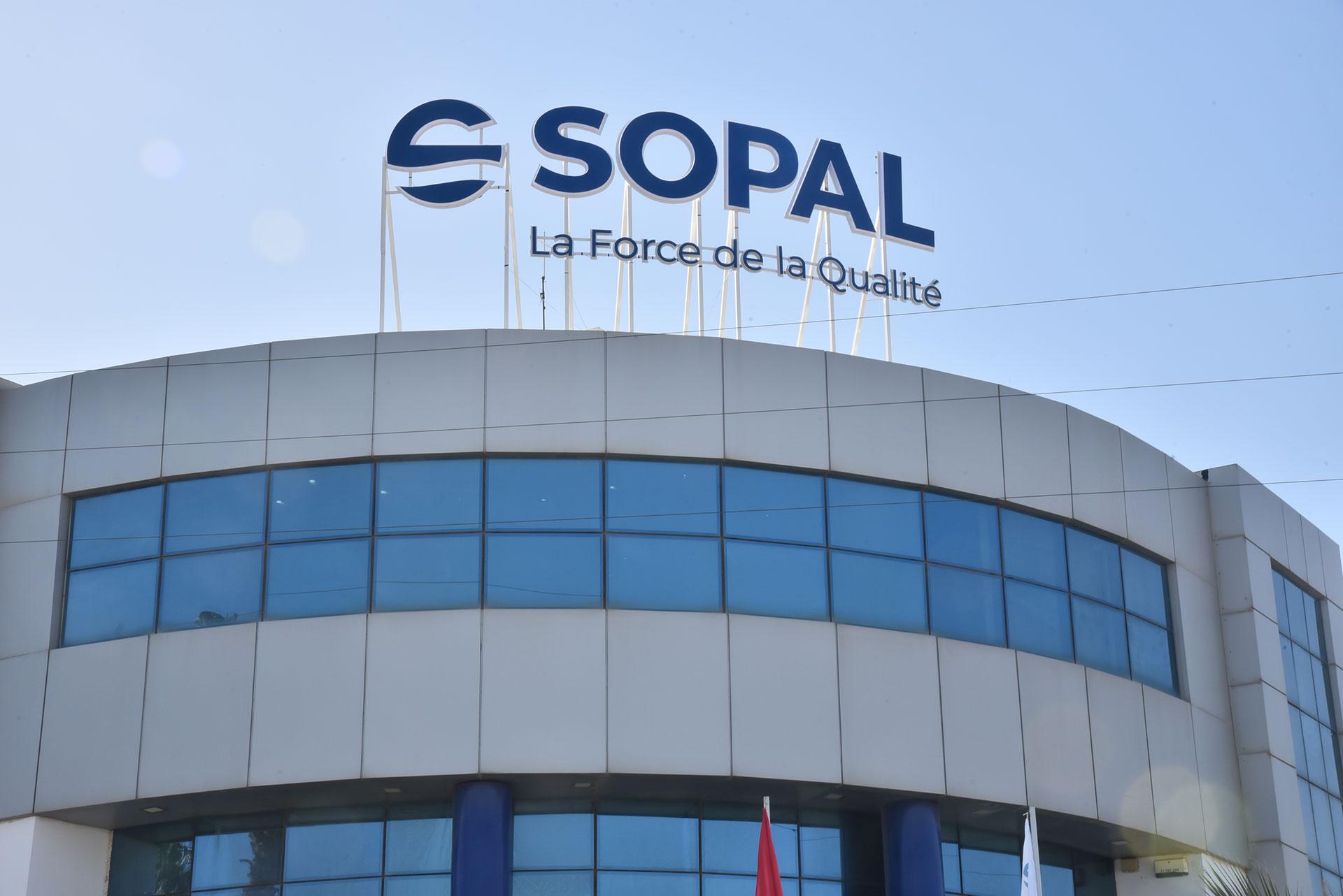 sopal,  sopal Tunisie